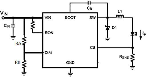 驱动电路电压